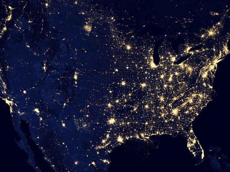 flu virus stops map